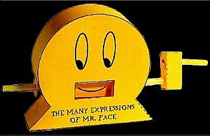 Mr Face Cutout
