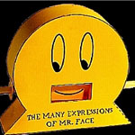 Mr Face Cutout