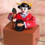 Miniature Geisha