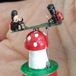 Ladybird See-Saw