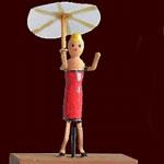 Miniature Valerie
