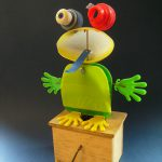 'Sad Frog' by Keith Newstead