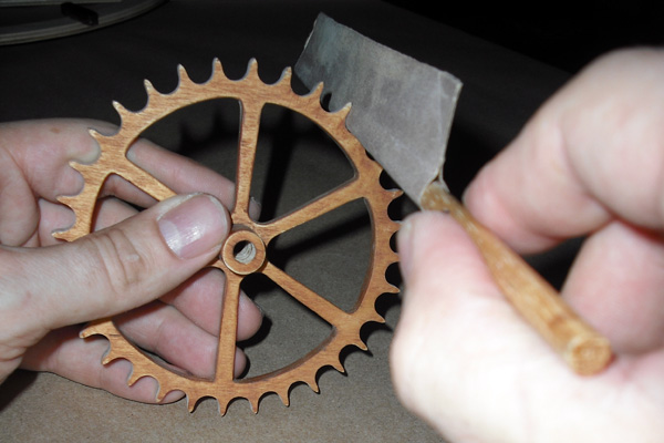 Eight Lessons Learned from Making a Wooden Clock – Dug's Tips 1 ...