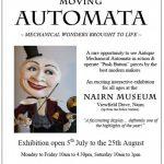 Nairn Automata Exhibition