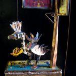 Night 8 – Bulwark the Dancing Bird by Fi Henshall