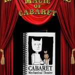 Night 17 – Cabaret Apron and Sketchbook from Cafepress