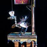 Bulwark the Dancing Bird by Fi Henshall