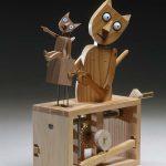 Barecats by Paul Spooner