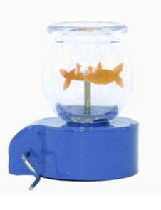 Miniature Goldfish Automata