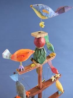 Bird's Tree by Carlos Zapata