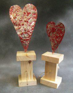 keith newstead tin heart