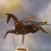 Steampunk Pegasus by Keith Newstead