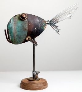 Fish by Richard Hackney