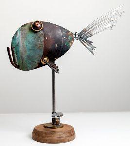 Fish by Richard Hackney