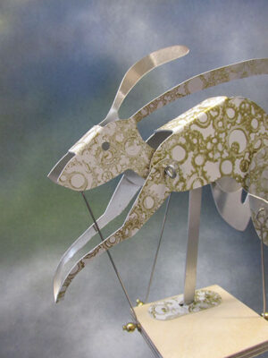 March Hare by Keith Newstead