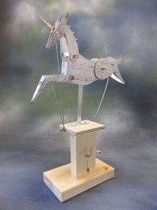 Unicorn by Keith Newstead