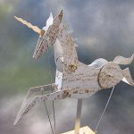 Magical Spring Automata by Keith Newstead