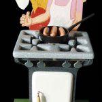 Wankel's self turning sausages