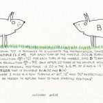 Two dogs that meet on a regular basis by Paul Spooner