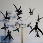 Johann Knopf: a Machine with Whirling Birds