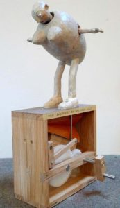 The Shepherd Boy who Cried 'Wolf' by Paul Spooner