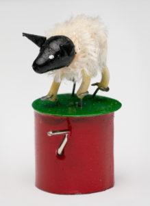 miniature mechanical sheep