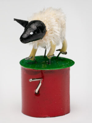 miniature mechanical sheep