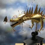 Brassy Dragon by Keith Newstead