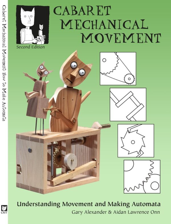 cabaret mechanical movement 2nd edition cover